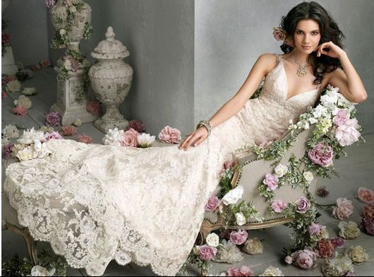 robe pour mariage shabby chic - Ma Jolie Robe