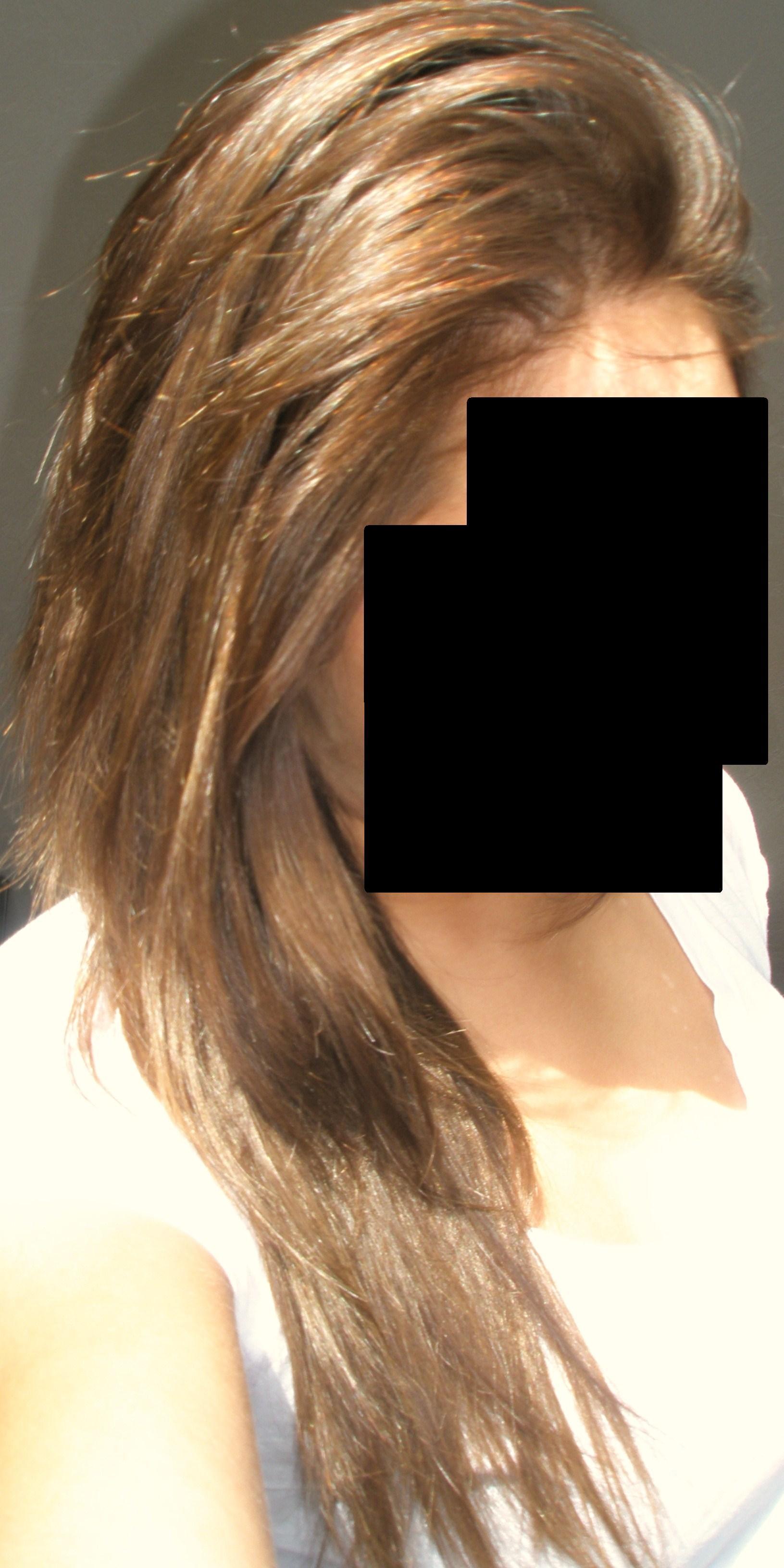 gloss cheveux marron miel coiffures de mode moderne. Black Bedroom Furniture Sets. Home Design Ideas