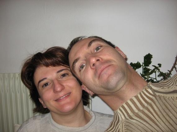 Le chéri et moi