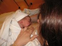 Maëla vient de naître