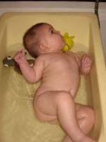 Maëla est nue comme un ver !