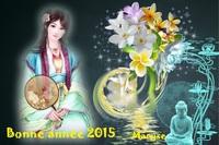 carte-zen-Bonne année 2015