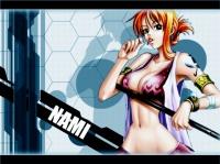 One Piece [Nami] Wallpaper