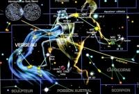 Verseau constellation