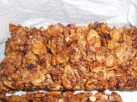 barre céréales maison