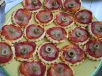 mini pizza mozza