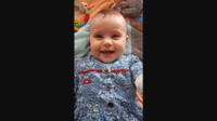Maelle 5 mois vetements Claudine
