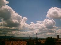 ciel nuageux, autre vue