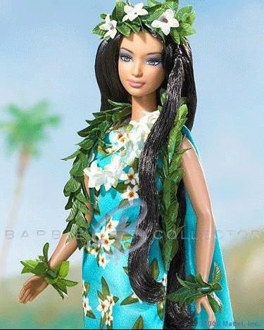 Barbie Tahiti