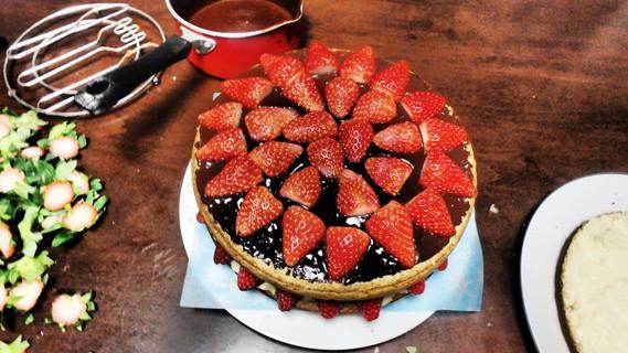 choco fraises