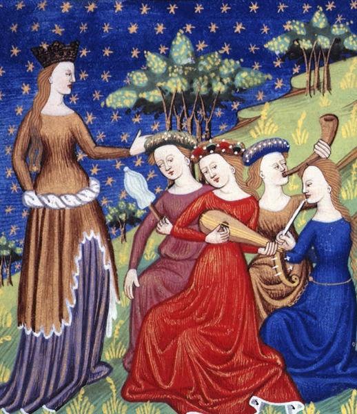 Femmes-Moyen-Age