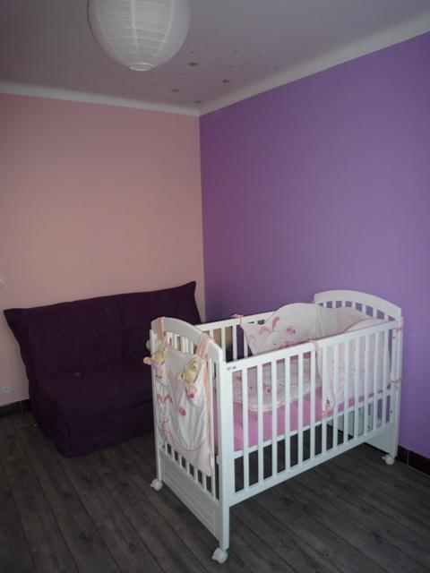 Chambre rose et violette de ma Nénette, vos idées? - Chambre ...