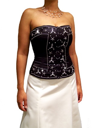 corset-noir-soiree-perles