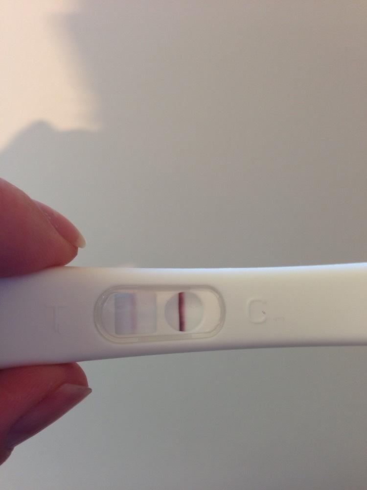 Test positif ou n gatif tests et sympt mes de grossesse - Grossesse apres fausse couche precoce ...