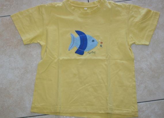 Tshirt jaune 1€