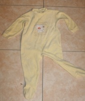 Pijama Z Jaune pale 1 €