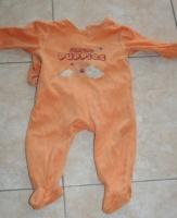 Pyjama Orange 1 €