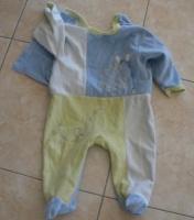 Pyjama bleu 1 €
