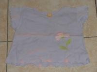T shirt MC mauve 0.50 €