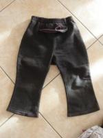 Pantalon coeur 1€