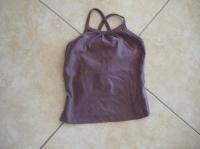 Haut violet 1 € (La redoute)