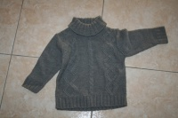 Pull Col roulé In extenso 2€