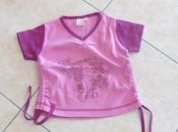 12. Tshirt rose 1.50 €