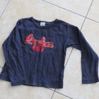 T shirt ml Bleu Marine 0.50 €