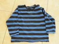 Tshirt ML rayé Bleu 2 € (8 ans)