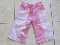 Pantalon rose 1€