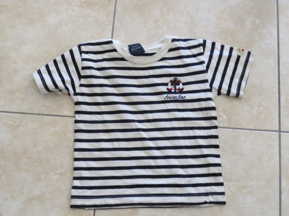Tshirt Marin Arcachon 2€