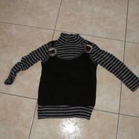 Pull noir 1€
