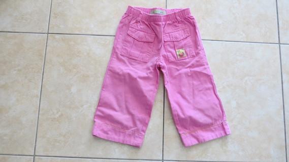 4 Pantalon rose 2€