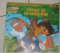 Dora Diego et la tempête 1€