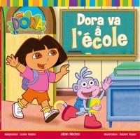Dora va à l'école 1€