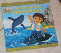 Dora Diego au secours de la baleine 1€