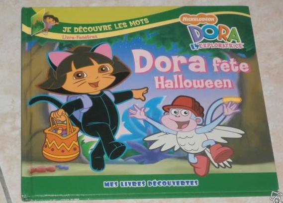 Dora fête halloween 2€