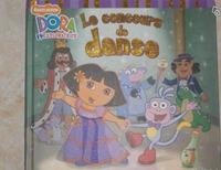 Dora le concours de danse 2€