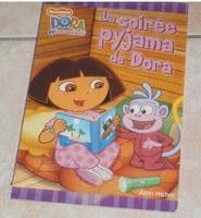 La soirée Pyjama de Dora 1€