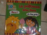La politesse avec Dora 1€