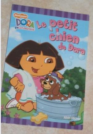 Le petit chien de Dora 1€
