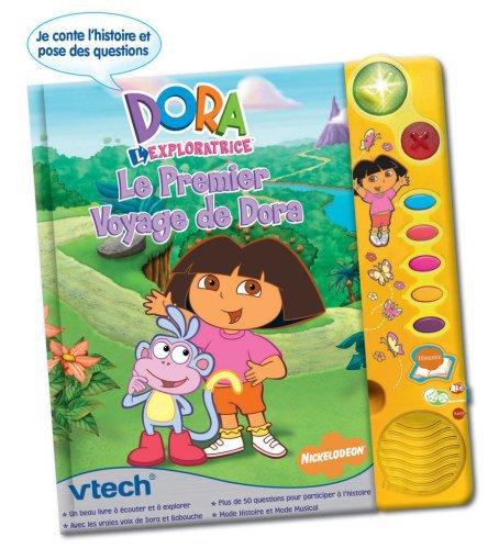 Dora L'exploratrice : Le premier voyage de Dora 5€