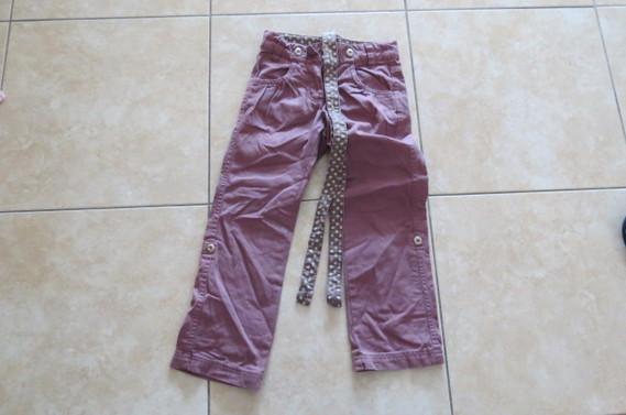 Pantalon vieux rose pas trouvé