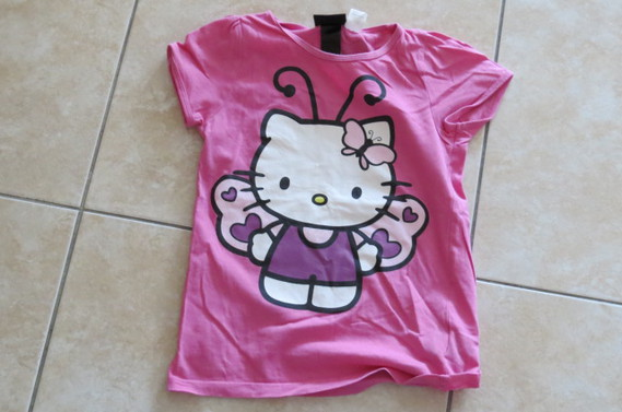 Hello kitty H&M 2€