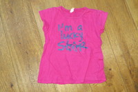 Tshirt fushia 1€