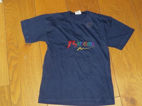 Tshirt Barcelone 2€
