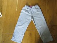 Pantalon jogging gris 2€