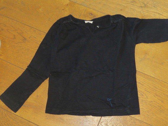 Zara ML noir 2€
