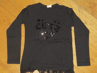 Zara ML noir Cute 2.50€