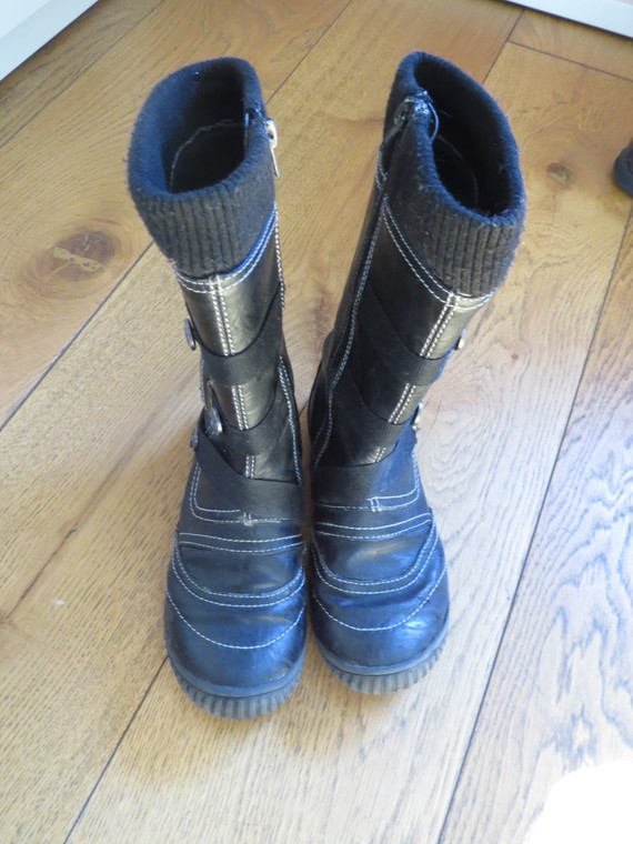 Bottes taille 31 3€